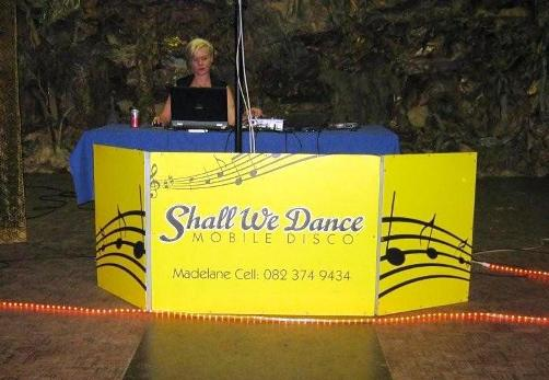 Shall we dance mobile disco | Madelane's Dance Studio